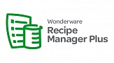 Wonderware Recipe Manager Plus